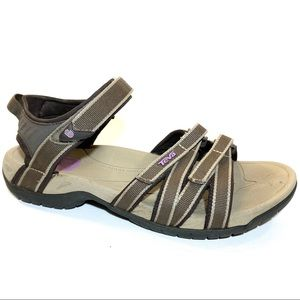 Teva Tirra Sandal Chocolate Chip Brown Size 8.5
